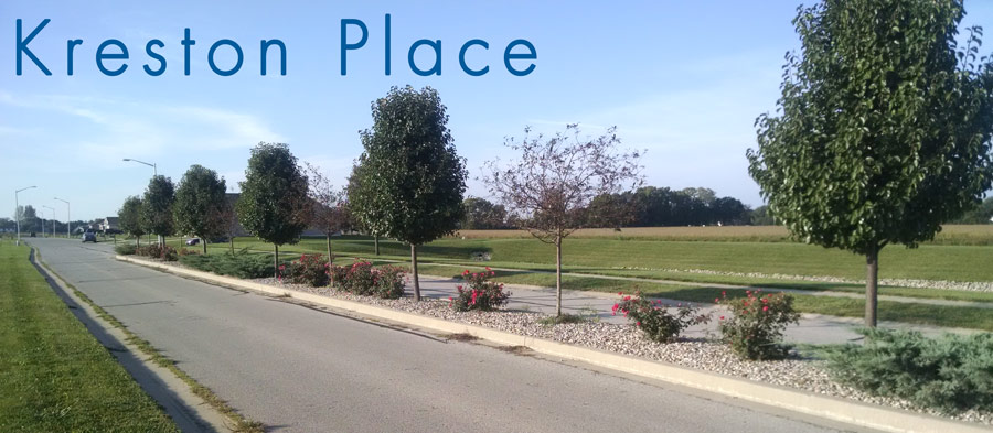 Kreston Place Real Estate Development Springfield Illinois