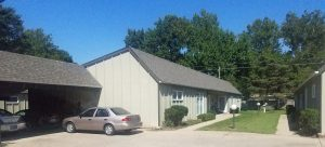 Cardinal Drive apartments for rent Springfield, Illinois.