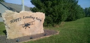 Happy Landing Farm commercial property for sale in Springfield, IL.